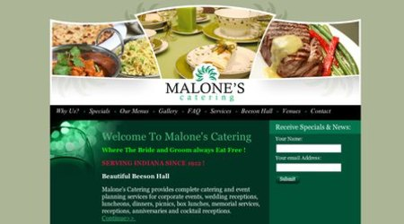 Malone's Catering