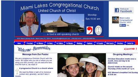 Miami Lakes Congregational Church