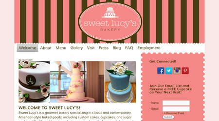 Sweet Lucy's Bakery
