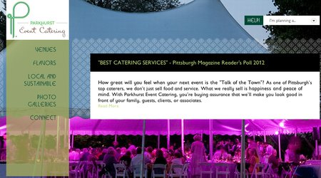 Parkhurst Event Catering