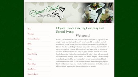 Elegant Touch Catering Company