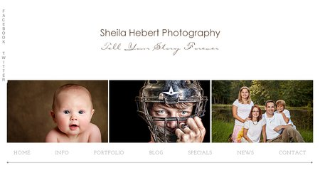Sheila Hebert Photography