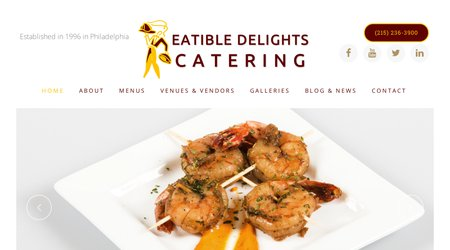 Eatible Delights Catering