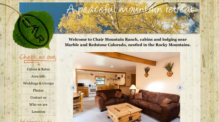 Chair Mountain Ranch