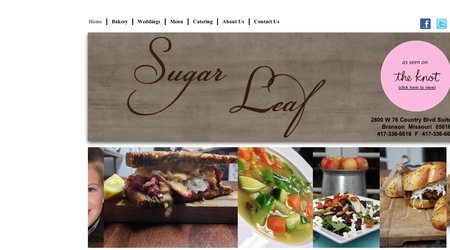 Sugar Leaf Bakery & Cafe