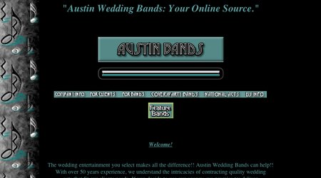 Austin Wedding Bands