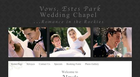 Estes Park Wedding Chapel
