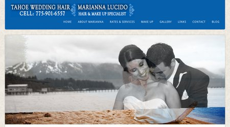 Tahoe Wedding Hair & Make Up