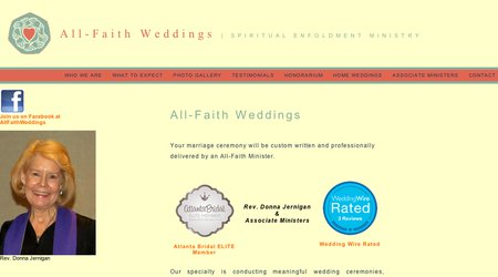 All-Faith Weddings