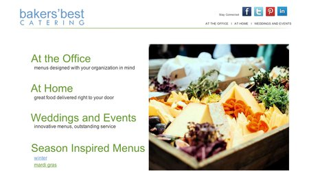 Bakers Best Catering