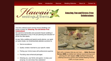 Hawaii Weddings & Events