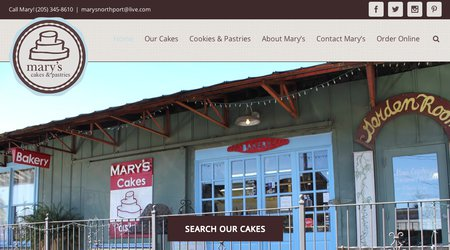 Mary's Cakes & Pastries