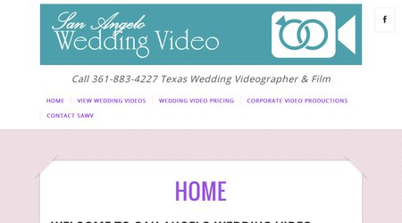 San Angelo Wedding Video