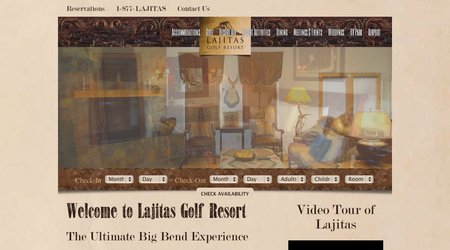 Lajitas Golf Resort & Spa