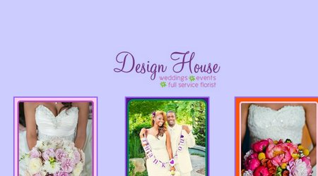 Design House Weddings & Events