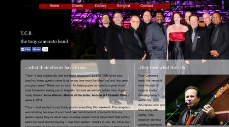 The Tony Camerato Band