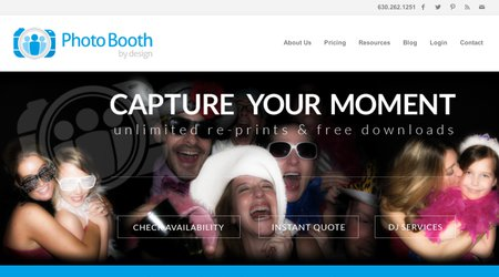 Photo Booth By Design