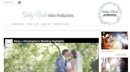 Ashley Nicole Video Productions