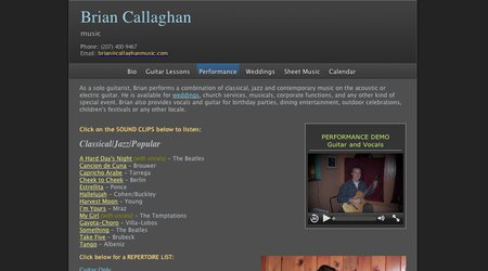Callaghan Music