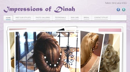 Impressions Of Dinah Salon