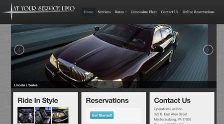 At Your Service Limo