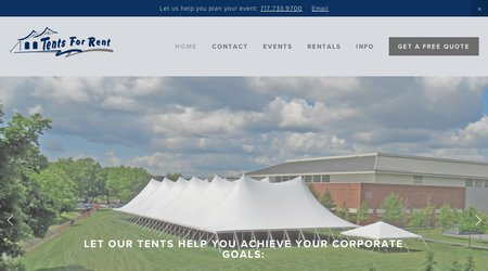 Tents For Rent LLC