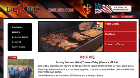 Big K BBQ Caterers