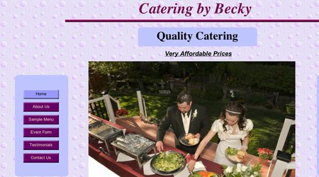 Catering by Becky
