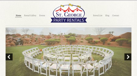 St. George Party Rentals