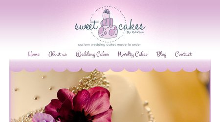 Sweet Cakes by Karen