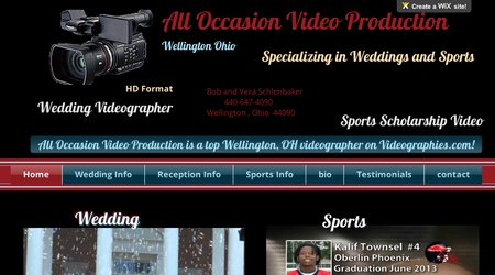 All Occasion Video Production