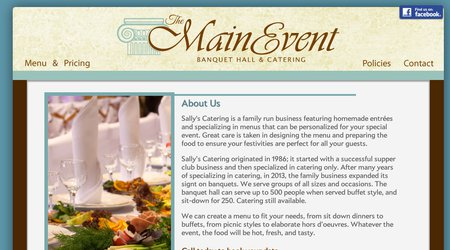 The Main Event Banquet Hall & Catering