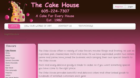 The Cake House N More