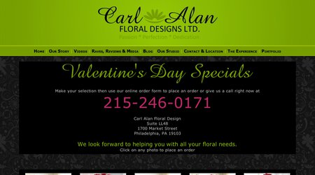 Carl Alan Floral Designs