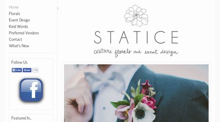 Statice Floral Couture
