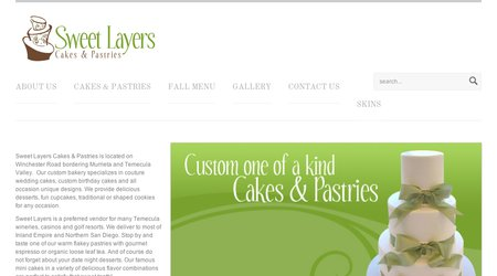 Sweet Layers Cakes & Pastries