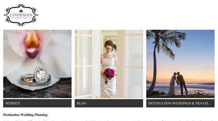 Lindeman Weddings & Events