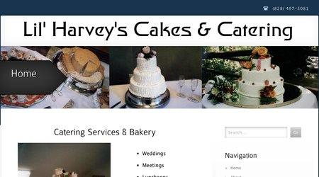 Lil' Harvey's Cakes & Catering