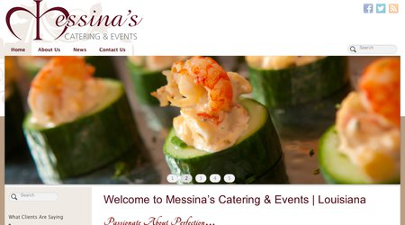 Messina's Catering & Events