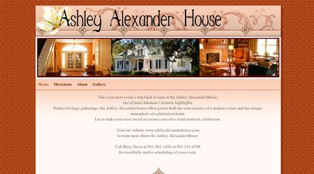 Ashley Alexander House