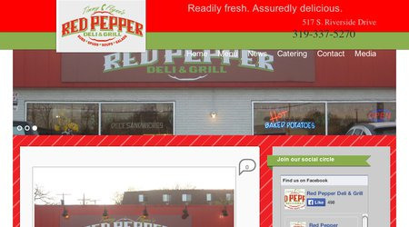 Red Pepper Deli & Grill