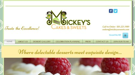 Mickey's Cakes & Sweets