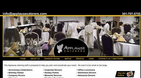 Applause Caterers