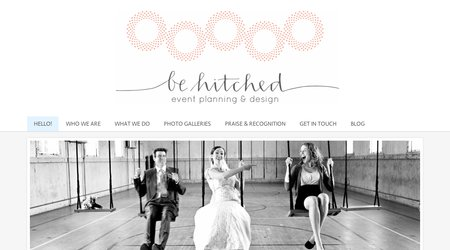 Be Hitched, Event Planning & Design