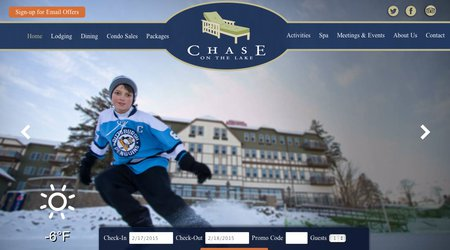 Chase on the Lake Resort