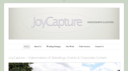 JoyCapture Videography & Editing