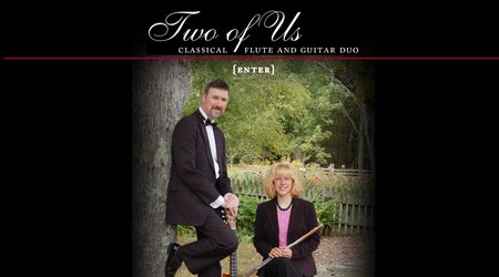 Two Of Us - Flute and Guitar Duo