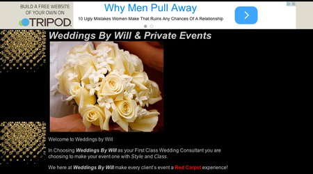 Weddings By Will