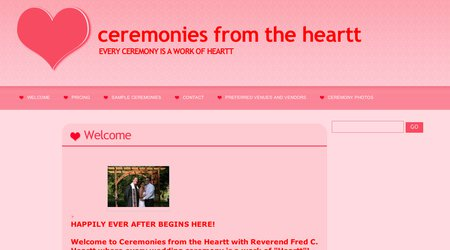 Ceremonies from the Heartt