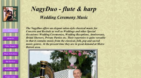 NagyDuo - Flute and Harp